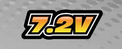 7.2V (6S)