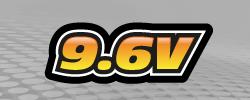 9.6V (8S)