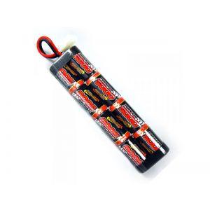 SubC 5000mAh 9.6V Config 24 Premium Sport NiMH Battery