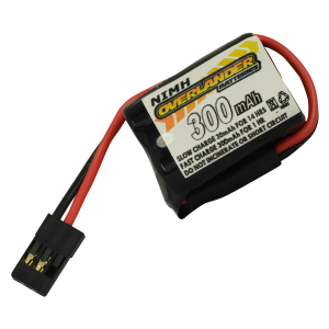 Nimh Battery Pack 2/3 AAA 300mah 4.8v Receiver SQ Premium Sport