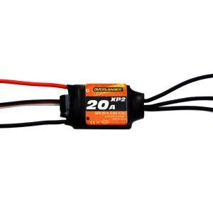 Overlander XP2 20A Brushless Speed Controller ESC