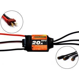 Overlander XP2 20A Brushless ESC - RTF Speed Controller