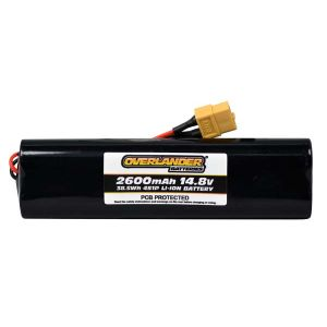 2600mAh 4S 14.8v Li-Ion Rechargeable Battery with PCB Config 9
