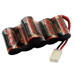 3300mAh 7.2V Offset Hump Premium Sport NiMH Battery
