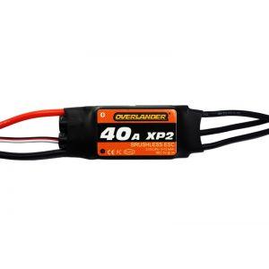 Overlander XP2 40A Brushless Speed Controller ESC