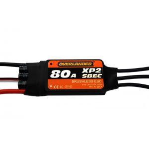 Overlander XP2 80A SBEC Brushless Speed Controller ESC