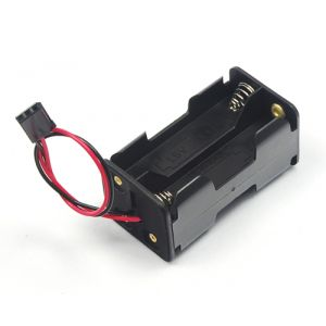 Battery box for 4 x AA cells Futaba