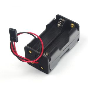 Battery box JR for 4 x AA cells