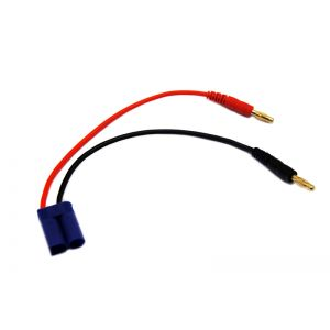 EC5 to 4mm charge lead