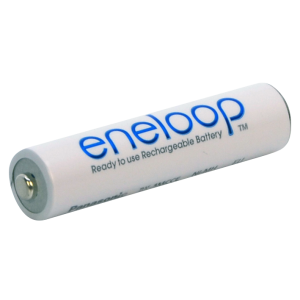 Panasonic Eneloop 800mAh AAA 1.2v Single Cell