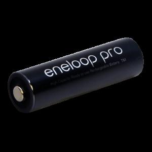 Eneloop Pro 2500mAh AA 1.2v Single Cell