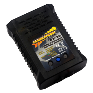 Overlander NX-20 NiMH 20W Compact Charger