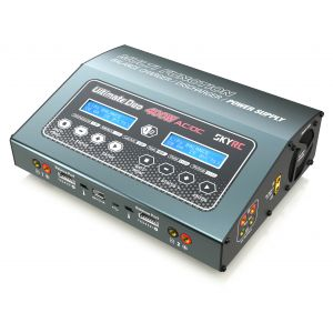 SKYRC D400 400watt 20A output AC/DC Charger