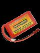 450mAh 2S 7.4v 40C LiPo Battery for Blade 130X - Overlander Extreme