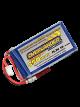 850mAh 3S 11.1v 30C LiPo Battery with BEC Connector - Overlander Supersport