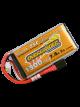 1300mAh 7.4V 2S 25C Sport LiPo Battery