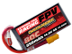 850mAh 4S 14.8v 80C FPV LiPo Battery with XT60 Connector - High Discharge