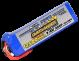 12500mAh 2S2P 7.4v 30C LiPo Battery - Overlander SupersportXL
